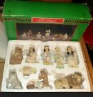 House of Lloyd Christmas Around The World Nativity Additions New 1993