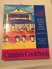 Cousins Cookbook Recipes For Food Family Friends  Faith Signed By Author