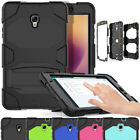 """Full Protector Hard Case Cover For Samsung Galaxy Tab A E S3 8"""" 9.6"""" 9.7"""" 10.1"""""""