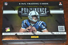 2012 Panini Prominence Football Factory Sealed Hobby Box