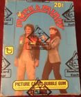 1979 Topps Mork & Mindy unopened wax box BBCE wrapped 36 packs Robin Williams