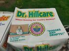 Bill Clinton & Hillary Clinton Door Hanger Draft Evader and Dr Hillcare Doll Set