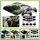Last Of Us Skin Sticker Decals PS4 Controller Suface For Palystation 4 PS4 Slim