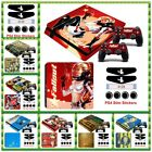 For Palystation 4 PS4 Slim Of Fallout 4-Game of the Year Edition Skin Stickers