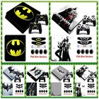 For Palystation 4 PS4 Slim Game Of Batman - Arkham Knight Skin Sticker Decal