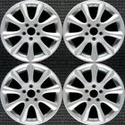 Set 2006 2007 2008 Acura TSX OEM Factory 42700SEAJ61 Silver Wheels Rims 71750