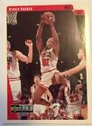 1997-98 Upper Deck #CB1, 91F Dennis Rodman Bulls Basketball Card