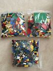 Lego Bulk Lot Over 5 Pounds LBs Stud Bricks Speciality Parts Small Baseplates