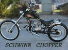 50CC GAS MOTOR MOTORIZED ENGINE KIT 4 OCC SCHWINN CHOPPER STINGRAY BIKE BICYCLE