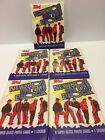 89 New Kids On The Block Topps Gloss Photo Trading Cards  Sticker Free Shi