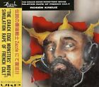 ROSEN KREUZ The Crack Edge Monsters' Movie Simulatio JAPAN CD UKZZ-1038 1992 OBI