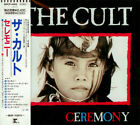THE CULT Ceremony JAPAN CD WPCP-4562 1991 NEW