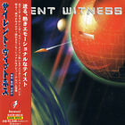 SILENT WITNESS , JAPAN CD AVCB-66018 1997 OBI