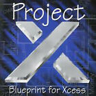 PROJECT X Blueprint For Xcess JAPAN CD ALCB-3163 1997 NEW