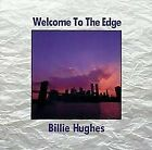 BILLIE HUGHES Welcome To The Edge JAPAN CD PCCY-00260 1991 NEW