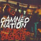 DAMNED NATION Just What The Doctor Ordered JAPAN CD PCCY-00773 1995 NEW