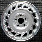 Saturn L300 Machined w Silver Pockets 15 inch OEM Wheel 2000 2002 90576046 905