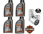 HARLEY-DAVIDSON® Dyna Glide Convertible FXDS-CONV® 1994  Oil & Chrome Filter Kit