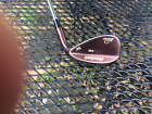 Cleveland CG15 Zip Grooves Dynamic Sole Grind Wedge 56* Wedge Flex Steel Golf