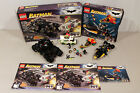 Lego Batman Dark Knight 7885 7888 The Tumbler Jokers Ice Cream Surprise Robin