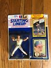 1990 x JIM ABBOTT California L.A. Anaheim Angels - Starting Lineup