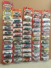 Vintage LOT OF 50 MATCHBOX CARS 50th BIRTHDAY 1990s 2000 Hummer Bus Police Cars