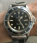 Vintage Rolex Oyster Perpetual Submariner Model 5513 Watch