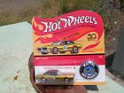 Hot Wheels 50th Anniversary Redlines Complete Set of 5 Cars  Matching Button