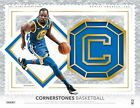 2017-18 Panini Cornerstones Basketball Factory Sealed Hobby Box