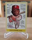 Ryan Howard Cards, Rookie Cards and Autographed Memorabilia Guide 8