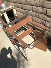 Two Wassily Chair, High Quality, Probable Reproduction, Need Restrapping
