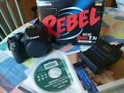 Canon EOS Rebel T3i EOS 600D 180MP Digital SLR Camera Black Body Only
