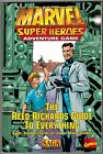 The Reed Richards Guide to Everything - Marvel Super Heroes Adventure Game TSR
