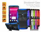 Samsung J6 2018 SM J600F Shockproof Heavy Duty Case Cover w Stand