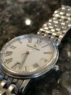 Maurice Lacroix - LC1017- Stainless Steel - White Face Men's Watch - Stunning!