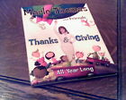 Marlo Thomas SIGNED Autographed Thanks  Giving  All Year Long Hardcover