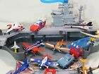 Disney Planes Matchbox Planes Aircraft Carrier 185 Inch Ship Playset Large Lot