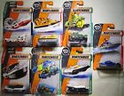 NEW Matchbox Diecast Boats Submarines Yacht Ship Police Lot