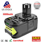 60Ah 18 VOLT P108 for 18V RYOBI ONE PLUS Lithium Ion High Capacity Battery NEW