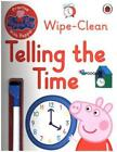 Peppa Pig: Practise with Peppa: Wipe-Clean Telling the Time  3269