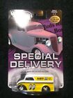 Hot Wheels Special Delivery Mooneyes Dairy Delivery Milk Truck w Real Riders