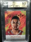 Ben Simmons 2016-17 Court Kings Rookie Portraits 20 75 76ers ROY BGS 9.5 🔥