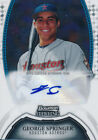 George Springer Autographs Added to 2014 Topps Products 9