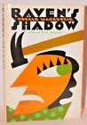 RAVENS SHADOW by Donald Mackenzie 1984 First US Edition Unread Crime Club NF F