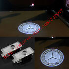 2x LED Door courtesy Shadow Project Lights For Mercedes Benz C207 E350 coupe CLS
