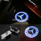 2x Laser LED Door courtesy Shadow Projector Light For Mercedes-Benz CLS CLA C207