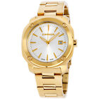 Wenger Edge Index Gold Dial Stainless Steel Men's Watch 01.1141.116