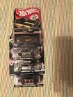 Hotwheels Datsun 510 Lot Including KDay Mail in JH2 Track Day Custom Chrome