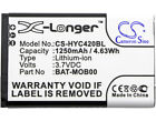 New Battery for Honeywell Captuvo SL22  Captuvo SL42 Replacement 26111710