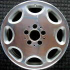 Mercedes Benz 300SD Polished 16 inch OEM Wheel 1992 1994 1404000902 66470017